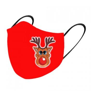 Mascarilla tela lavable Rudolf