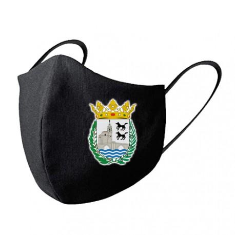 Mascarilla tela lavable escudo Bilbao