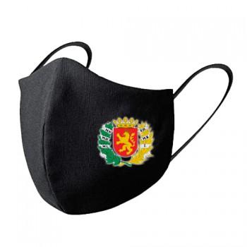 Mascarilla tela lavable escudo Zaragoza