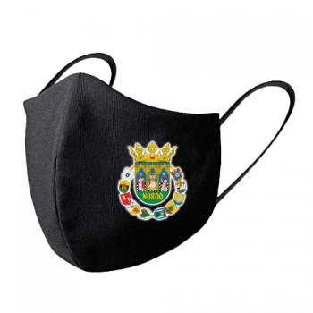 Mascarilla tela lavable escudo Sevilla