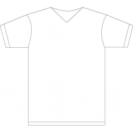 Camiseta Hombre Personalizable - cuello pico
