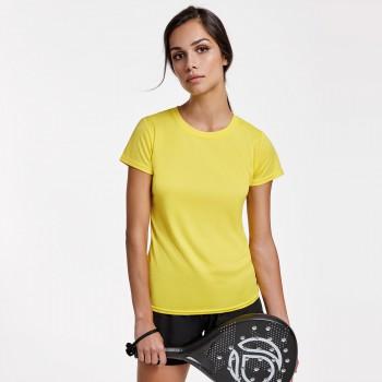 Camiseta tenica mujer