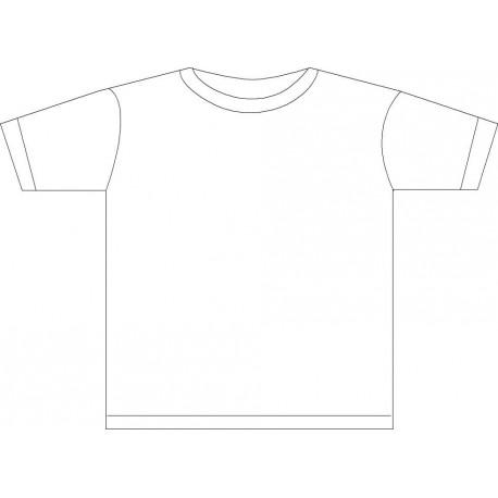 Camiseta Niño Personalizable - cuello redondo