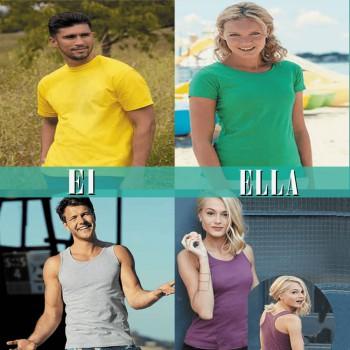 Camisetas Personalizables para Peñas